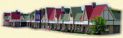 Located In The Downtown Area Of Historic Santa Claus Indiana Americas Christmas Hometown Kringle Place Shopping Center Serves The Fastest Growing